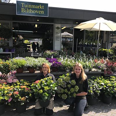 Kom naar Tuinmarkt Bilthoven!
